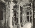 KITLV 377923 - Clifton and Co. - Pillars of a Hindu temple in Delhi - Around 1890.tif