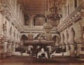 KITLV 92108 - Unknown - Interior of the palace at Thanjavur in India - Around 1870.tif