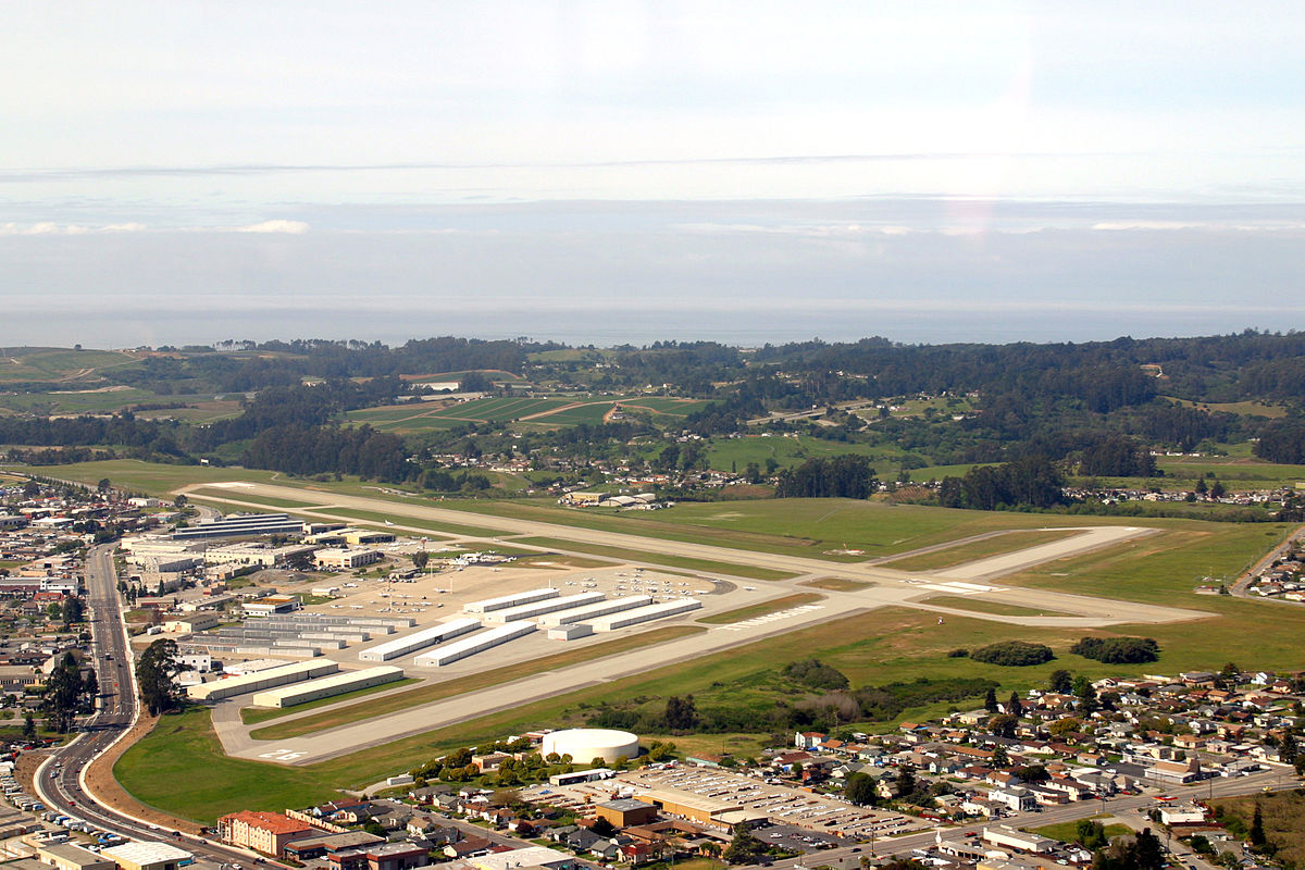 List Of Airports Of Santa Cruz County California Wikipedia - Airports in california