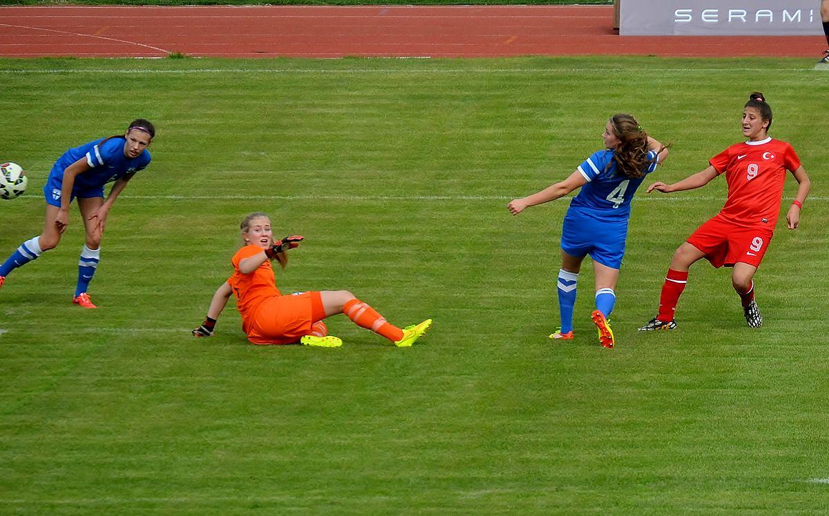 Turkey women's national under-17 football team - Wikipedia