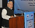 Kalraj Mishra addressing at the inauguration of the workshop to negotiate an MoU for MSME Cooperation amongst Indian Ocean Rim Association (IORA) member states, in New Delhi.jpg
