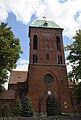 Kamień Pomorski, kościół katedralny p.w. śś. Wojciecha i Jana Chrzciciela Front.jpg