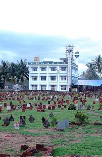 Maqbara Islamic mausoleum