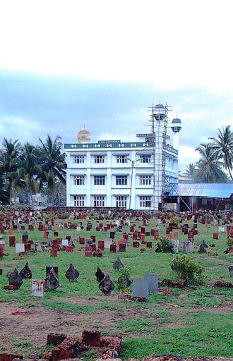 Maqbara - Kannam Parambu Maqbarah in Kozhikode