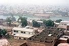 Kano, Nigeria Nachbarschaft (aufgenommen 1995).jpg