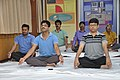 Kapalabhati - International Day of Yoga Celebration - NCSM - Kolkata 2017-06-21 2465.JPG