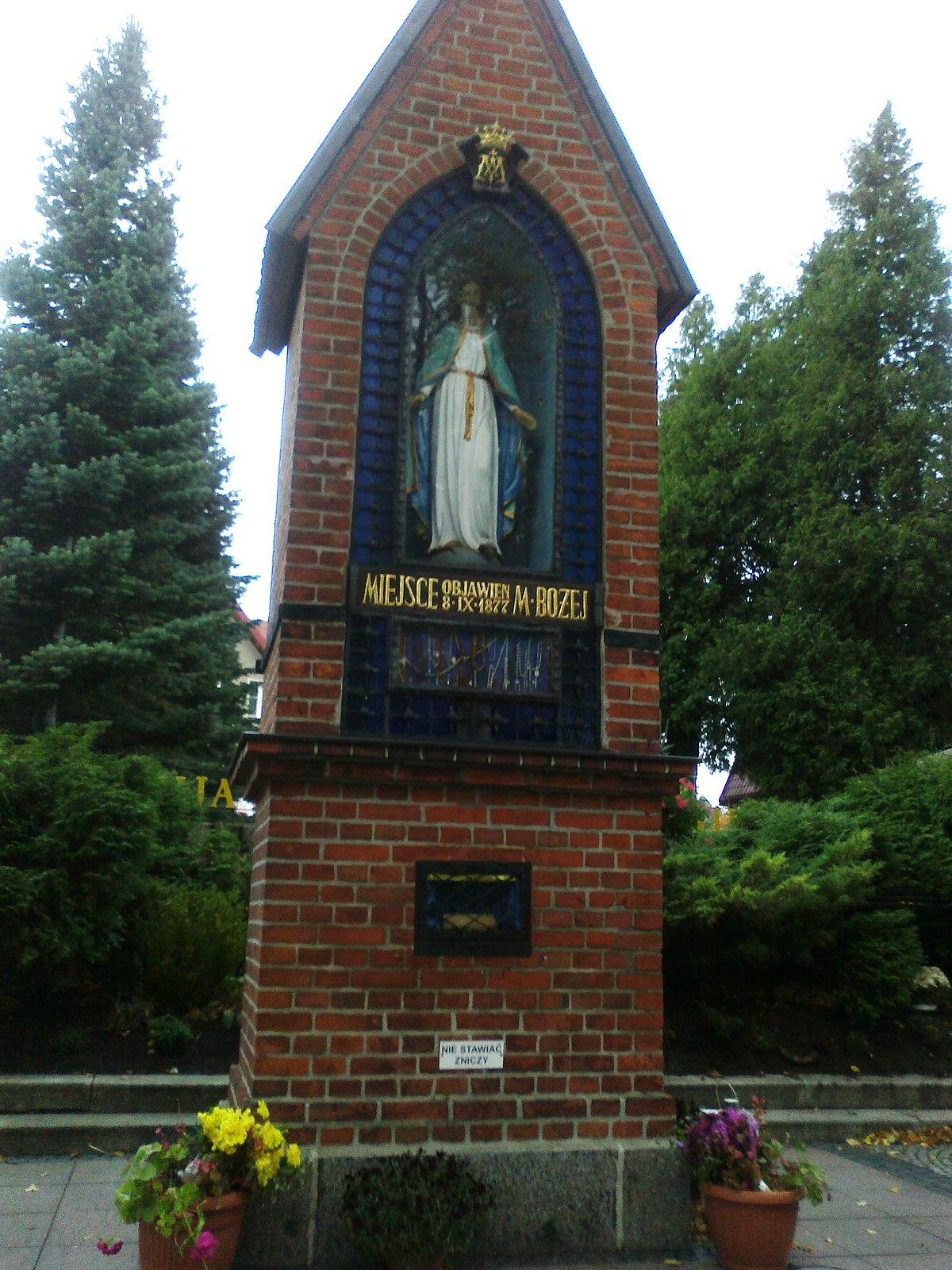 Objawienia w Gietrzwałdzie – Wikipedia, wolna encyklopedia