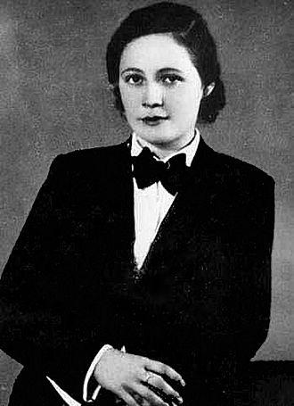 Vítězslava Kaprálová - Vítězslava Kaprálová in 1935.