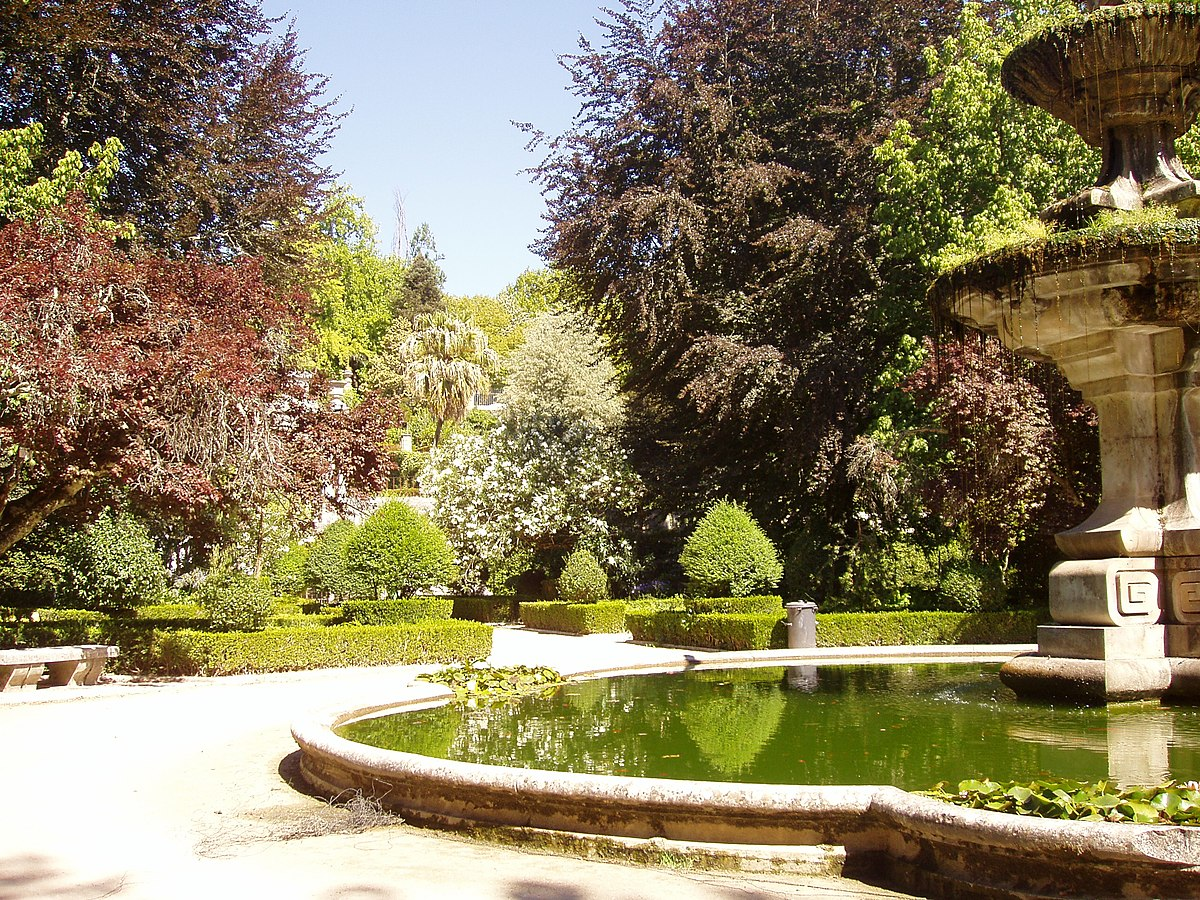 Jardin botanique de coimbra wikip dia for Jardin wikipedia