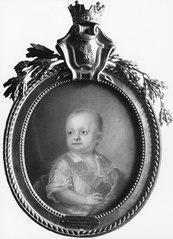 Karl Gustav, 1782-1783, prins av Sverige, hertig av Småland