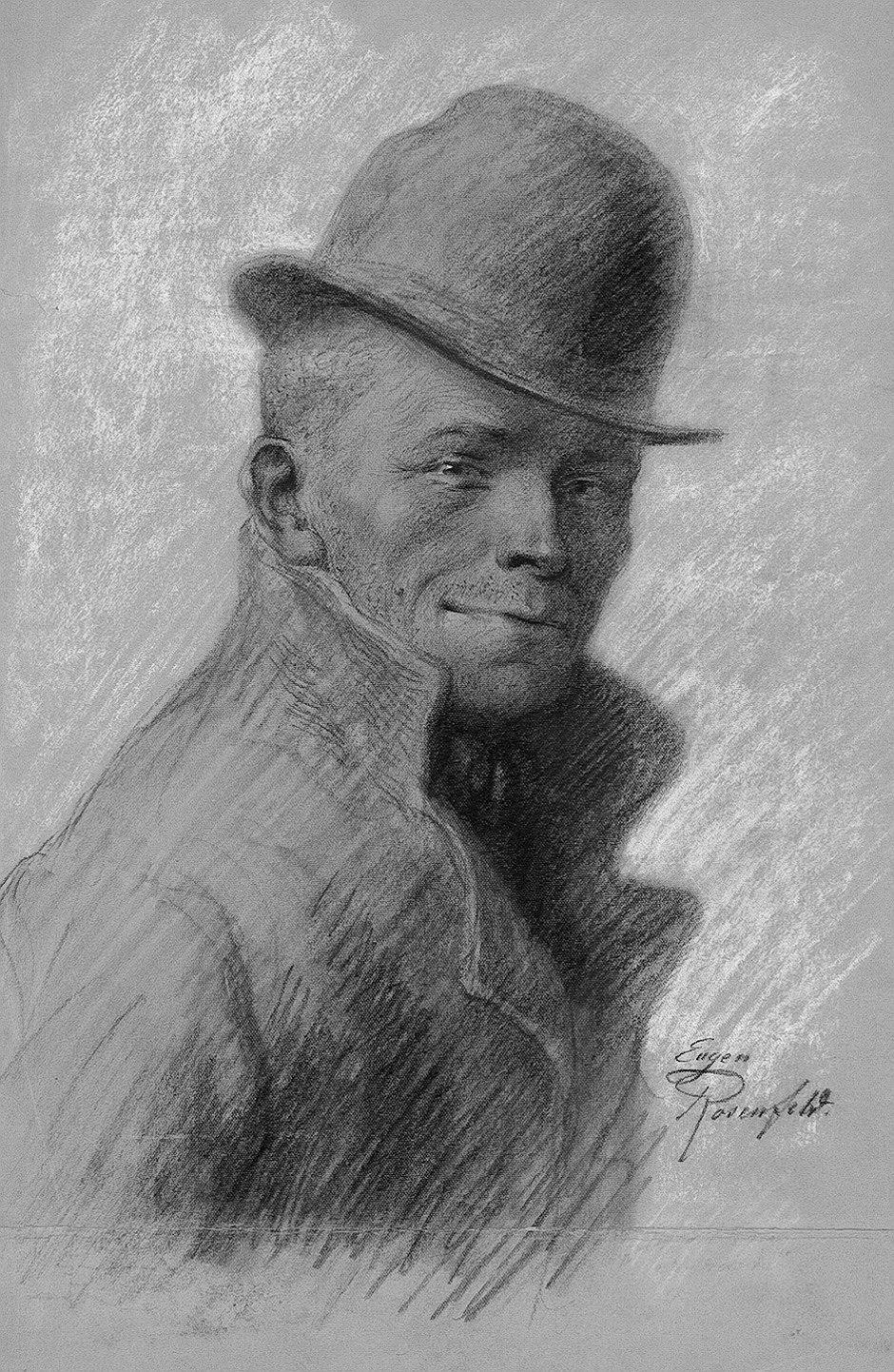 Karl Valentin by Eugen Rosenfeld (1870 - 1940)