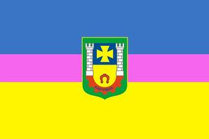 Karlivka - Image: Karlivka prapor