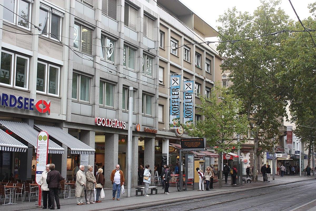 Kaiserstrasse Karlsruhe