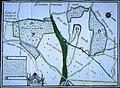 Karte der Gemarkungsgrenzen Mosbach, Radheim, Klein-Umstadt, Kleestadt, Schaafheim und Häuserhof.jpg