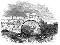Kastell Gheriat el-Garbia - Porta praetoria, 1850.jpg