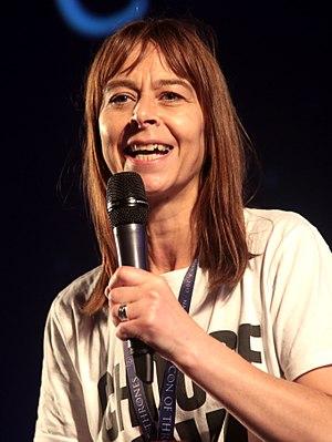 Kate Dickie - Kate Dickie in 2017