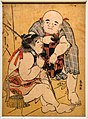Katsushika Hokusai, i bambini con lenza da pesca e tartaruga, 1781-89 ca.jpg