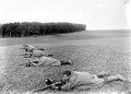 Kavalleristen im Fussgefecht - CH-BAR - 3241070.tif
