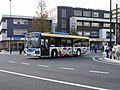 Kawasaki City Bus M-3405 Blue Ribbon 2 Nolfin Parade (orange).jpg