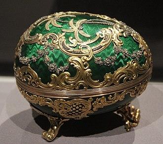Fabergé egg - 125 px