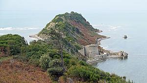 Cape of Rodon