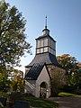 Keskiaikainen kellotorni, Paraisten kirkko.jpg