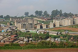 Kibera, Nairobi May 2007