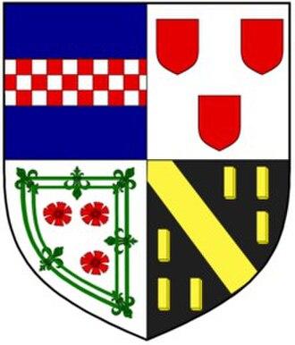 Baron Kilmarnock - Arms of Baron Kilmarnock