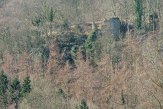 Kilton, North Yorkshire - Ruins of the 13th century Kilton Castle