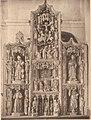 Kirchlinde Josefskirche Innenansicht mit Altar um 1890.jpg