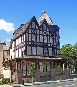 Kingston Stockade District - The Kirkland Hotel