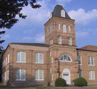 Campbell University - Kivett Hall, built 1903