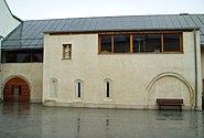 Kleinmariazell renovierter Kirchenhof