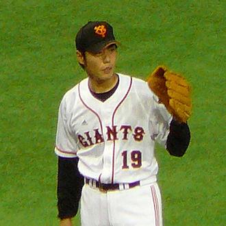Koji Uehara - Image: Koji Uehara in April 2006