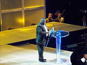 Koko B. Ware - Ware in Hall of Fame 2009.