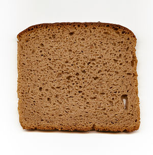 Brown bread - Image: Kommissbrot