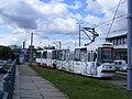 Konstal 105N2k2000 1058, tram line 3, Szczecin, 2013.jpg