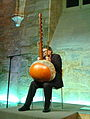 Kora concert by Jacques Burtin (Photo Brigitte Vassille).JPG