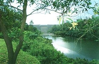 Koyna Dam - The Koyna Dam in Maharashtra