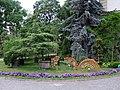 Kraków , ogród botaniczny Uniwersytetu Jagiellońskiego - Cracow, The botanic garden of the Jagiellonian University - panoramio.jpg