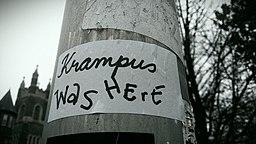Krampus Was Here (16107360346)