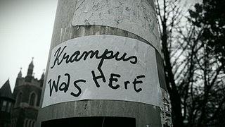 Krampus in popular culture