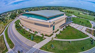 Kress Events Center - Image: Kress Events Center