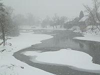 Krka krska vas sneg.JPG