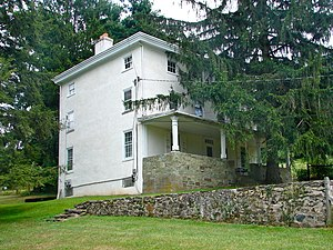 Kuerner Farm - Kuerner farmhouse