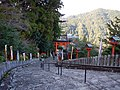 Kumano Kodo pilgrimage route Kumano Nachi Taisha World heritage 熊野古道 熊野那智大社11.JPG