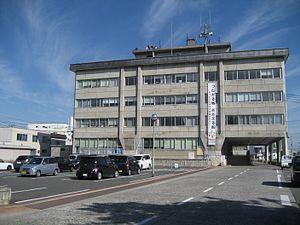 Kuroishi, Aomori - Kuroishi City Hall