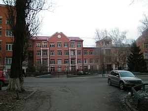 Kyiv College of Construction, Architecture and Design 04.jpg