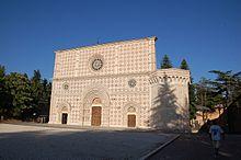 Elenco di cattedrali e grandi basiliche gotiche italiane[modifica
