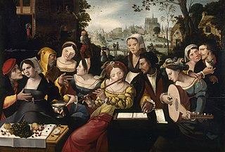 L'Enfant prodigue chez les courtisanes